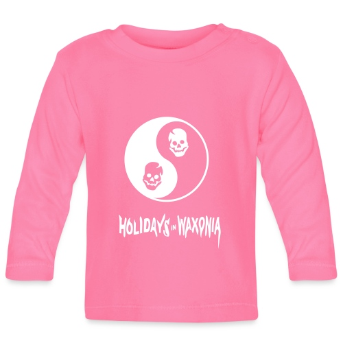 HIW-pantswhite - Baby Long Sleeve T-Shirt