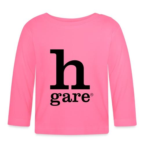 HGARE LOGO - Maglietta a manica lunga per bambini