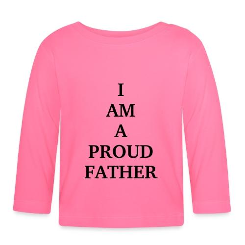 T-Shirt - Baby Langarmshirt