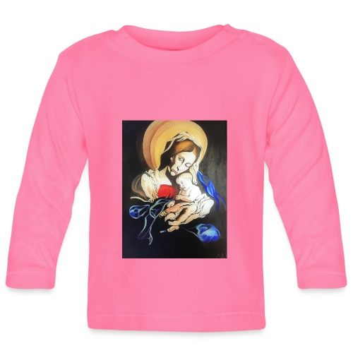 Madonna Samsung Handy Cover - Baby Langarmshirt