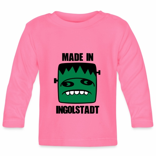 Fonster made in Ingolstadt - Baby Langarmshirt