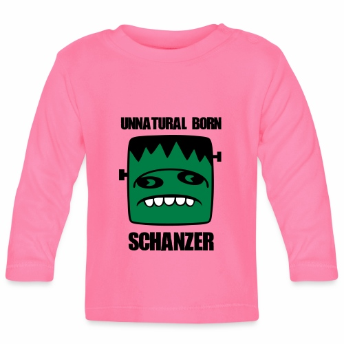 Fonster unnatural born Schanzer - Baby Langarmshirt