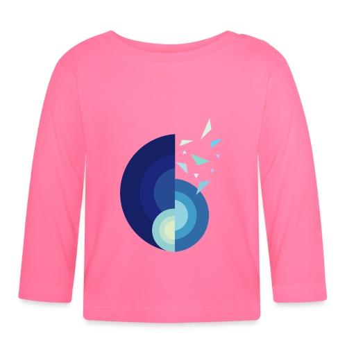 GLACE - MINIMALISTE - T-shirt manches longues Bébé