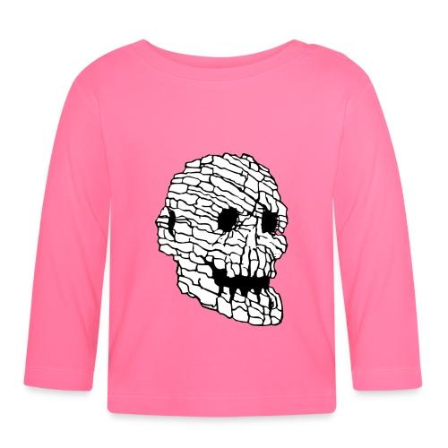 Ugly Totenkopf - Baby Langarmshirt