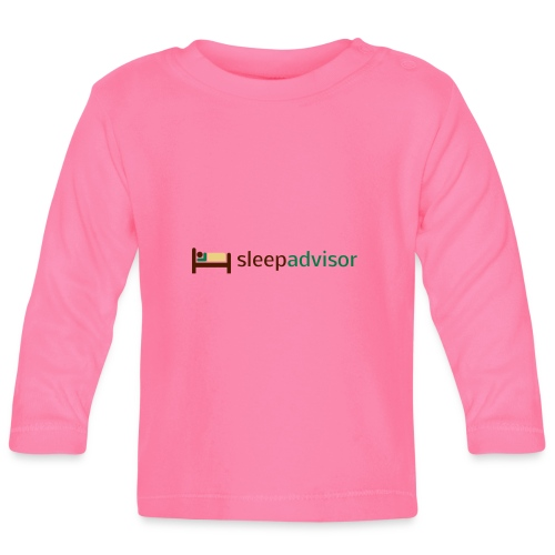 SleepAdvisor - Maglietta a manica lunga per bambini