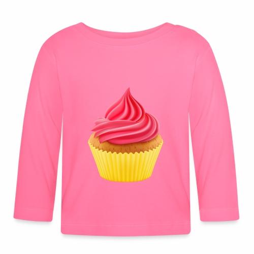 Cupcake - Baby Langarmshirt