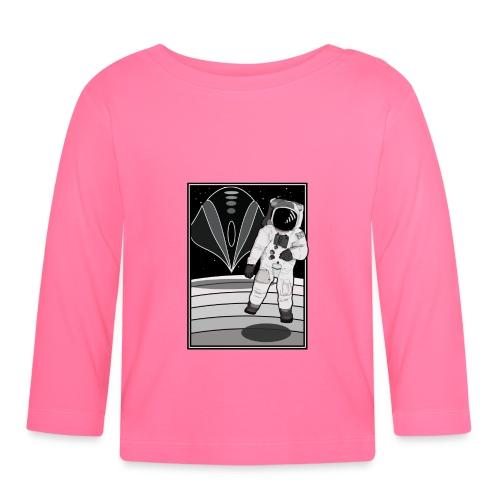 ASTRONAUTA - Camiseta manga larga bebé