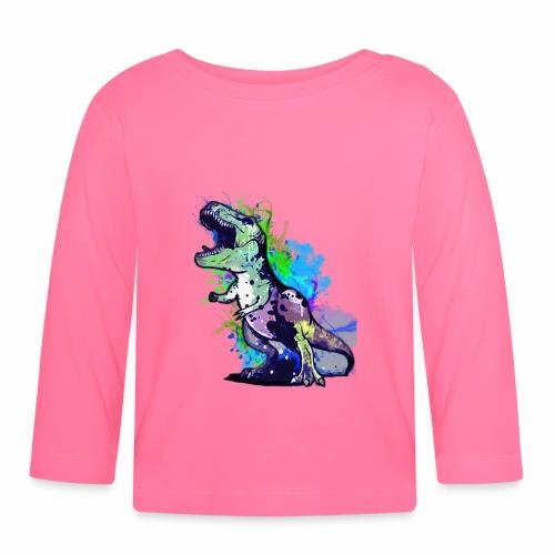 Rex Color - Maglietta a manica lunga per bambini