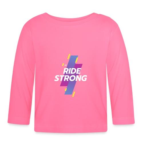 Ride Strong - Maglietta a manica lunga per bambini