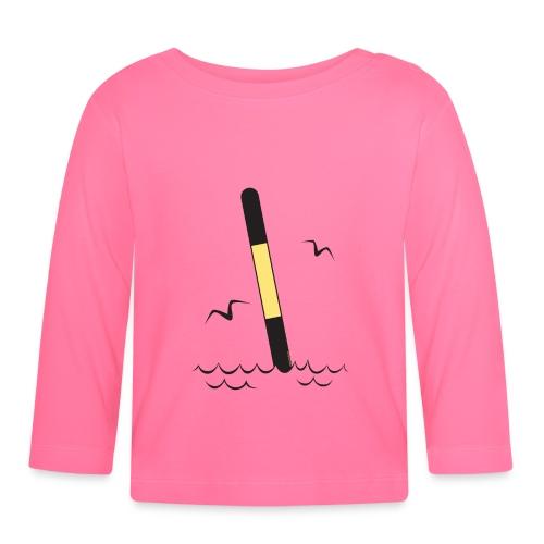 FP25 ITÄVIITTA Merimerkit funprint24 net - Vauvan pitkähihainen paita