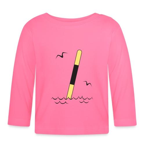 FP25 LÄNSIVIITTA Merimerkit funprint24 net - Vauvan pitkähihainen paita