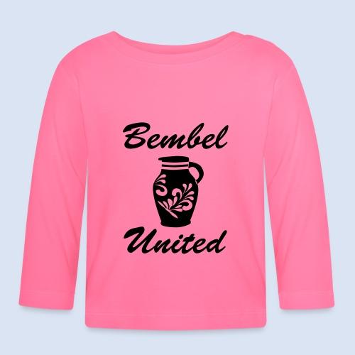 Bembel United Hessen - Baby Langarmshirt
