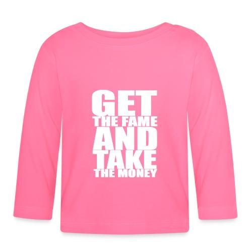 Fame paidat & hupparit - Vauvan pitkähihainen paita