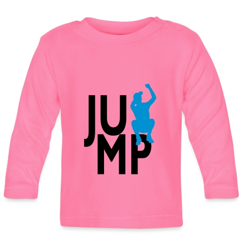 JUMP - Baby Langarmshirt