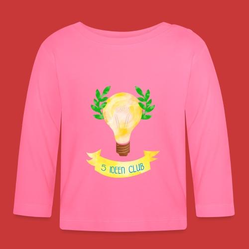 5 IDEEN CLUB Glühbirne 2018 - Baby Langarmshirt