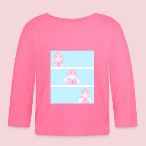 I like you! - Baby Long Sleeve T-Shirt