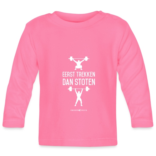 Gewichtheffen Utrecht Trekken Stoten Shirt - T-shirt