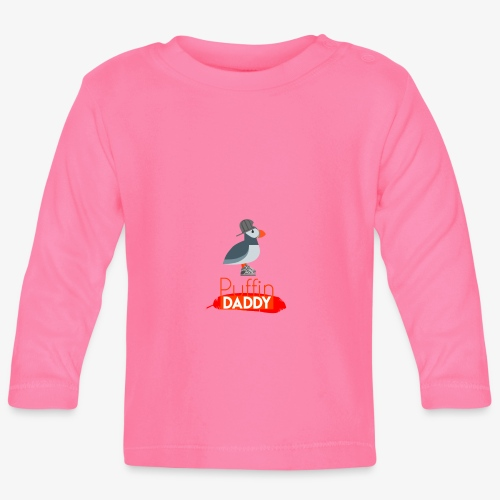 puffin - Camiseta manga larga bebé