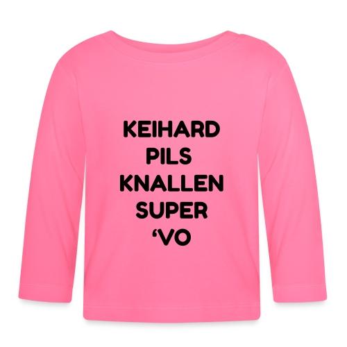 Keihard pils knallen - T-shirt