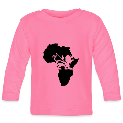 lion_of_judah_africa - Baby Long Sleeve T-Shirt