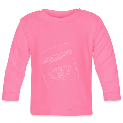 The Stealthless Game with Family Light - Baby Long Sleeve T-Shirt