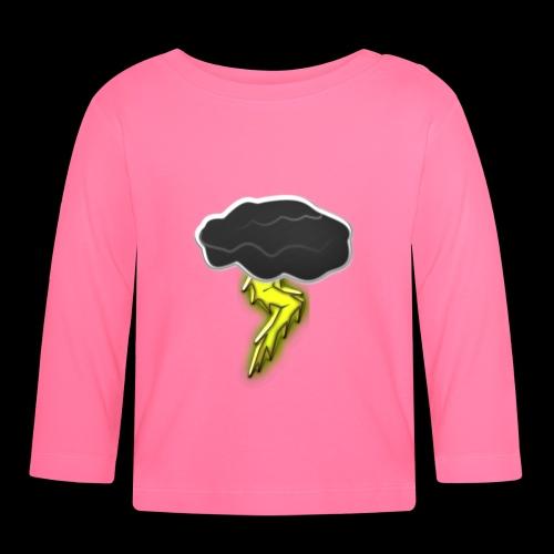 Blitzschlag - Baby Langarmshirt