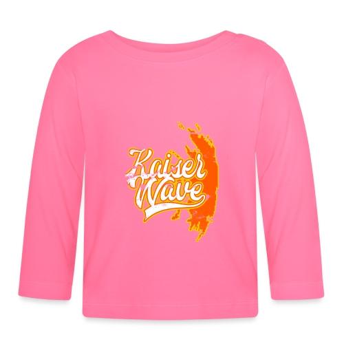 Kaiser Wave - T-shirt manches longues Bébé