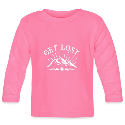 Get Lost - Baby Langarmshirt