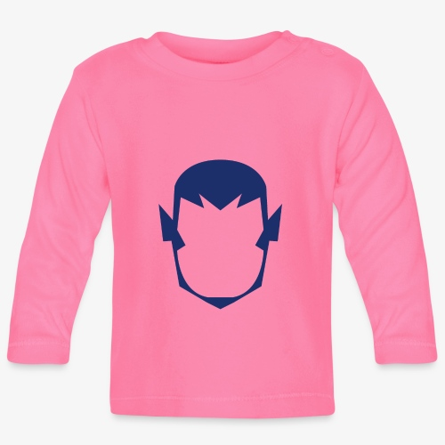 MASK 4 SUPER HERO - T-shirt manches longues Bébé