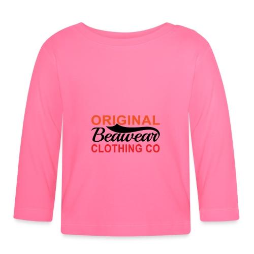 Original Beawear Clothing Co - Baby Long Sleeve T-Shirt