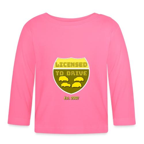 licensed to drive 2002 - T-shirt manches longues Bébé
