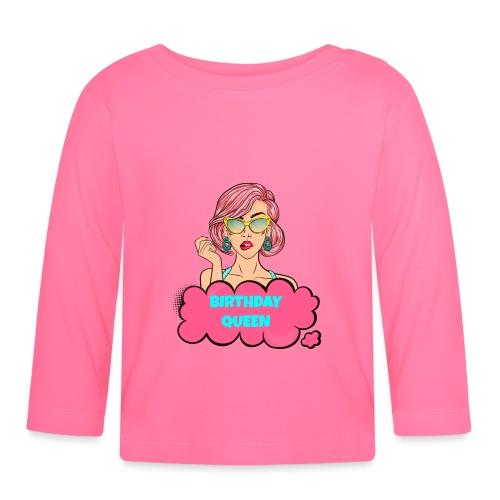 Birthday Queen - Verjaardag Shirt - T-shirt