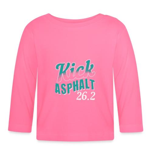 Kick Asphalt 26.2 | Full Marathon - Baby Langarmshirt