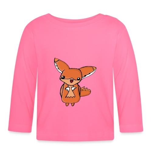 Ximo la bête - T-shirt manches longues Bébé