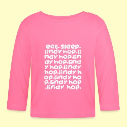 Lindy Hop Dance Collection - Baby Langarmshirt