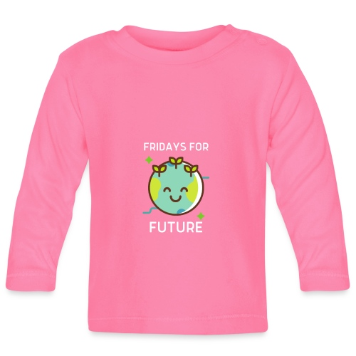Fridays for Future - Baby Long Sleeve T-Shirt