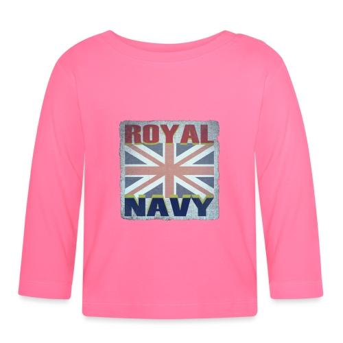 ROYAL NAVY - Baby Long Sleeve T-Shirt