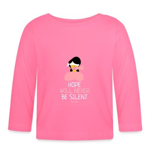 women s rights tshirt design - Camiseta manga larga bebé