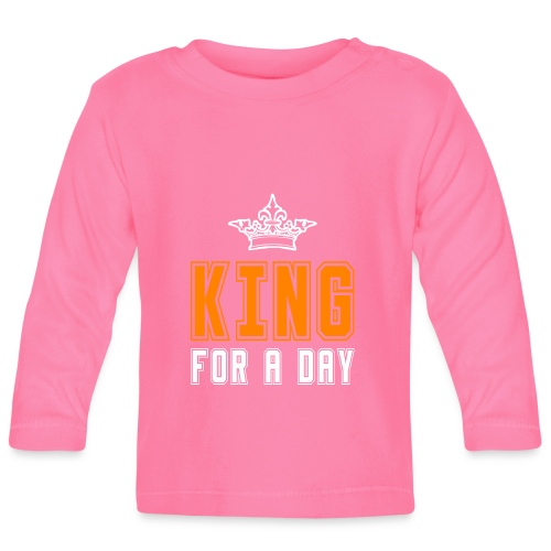 King for a day - T-shirt
