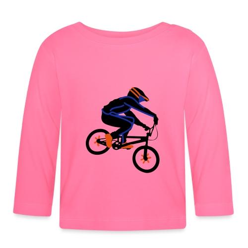 BMX Rider Dark - T-shirt