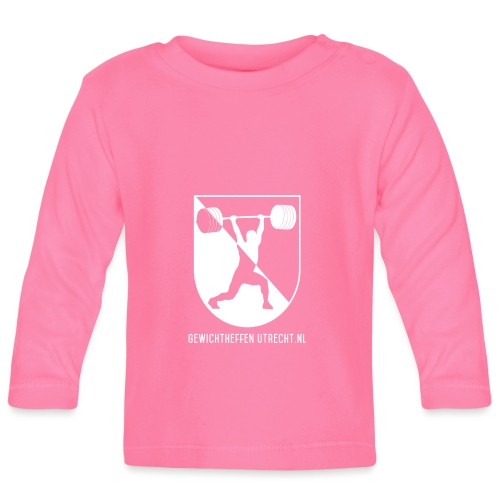 Gewichtheffen Utrecht Logo Trui - T-shirt