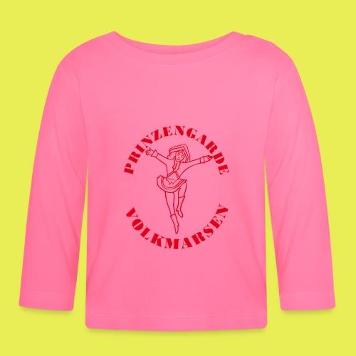 Logo_Prinzengarde_rot - Baby Langarmshirt