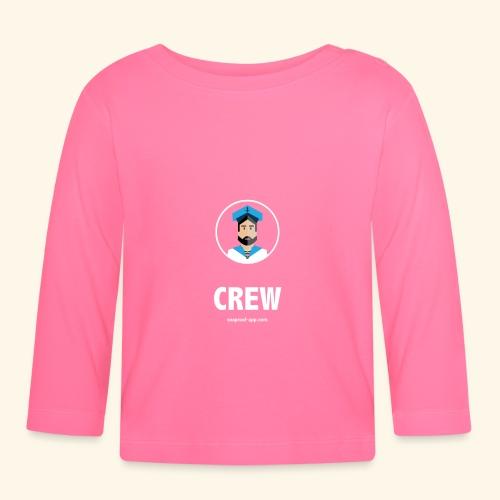 SeaProof Crew - Baby Langarmshirt