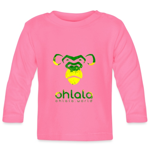 Ohlala Jamaica - T-shirt manches longues Bébé