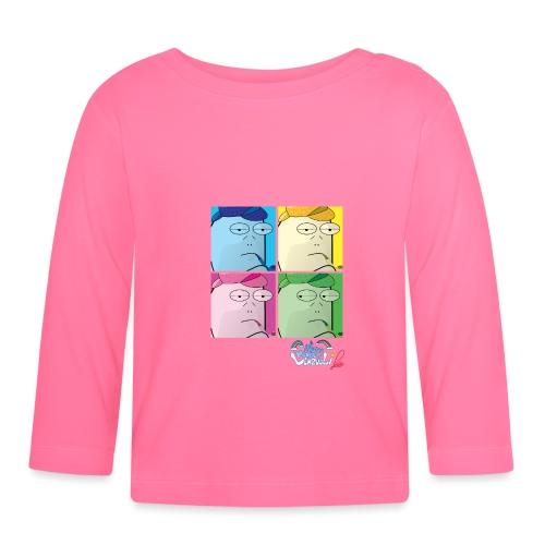 Commissario Warhol - Maglietta a manica lunga per bambini
