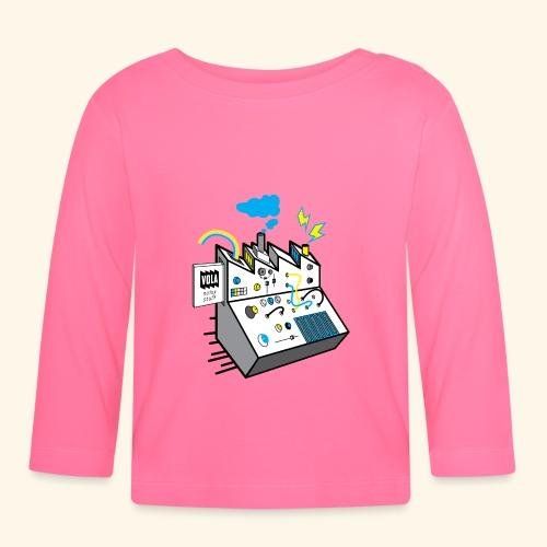 Noisy Factory - Vauvan pitkähihainen paita