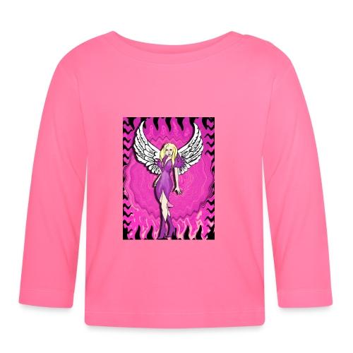 fairy - Baby Langarmshirt