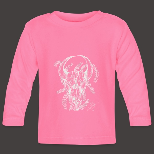 Le Taureau - T-shirt manches longues Bébé