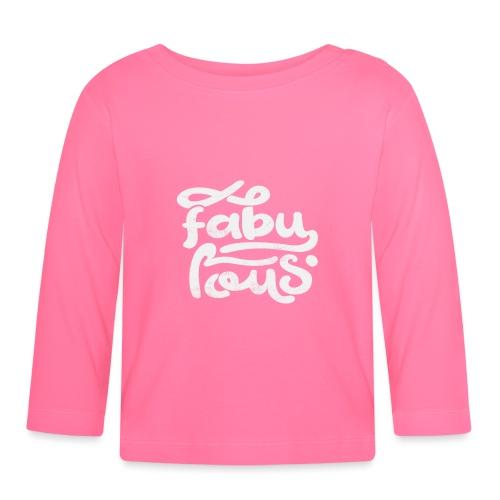 Fabulous - Långärmad T-shirt baby