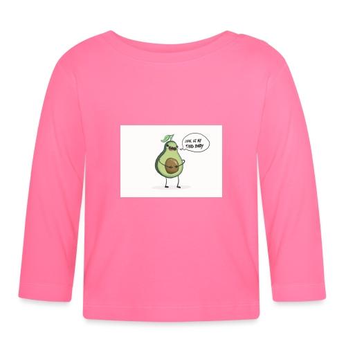 Mrs. Avocadina - Maglietta a manica lunga per bambini